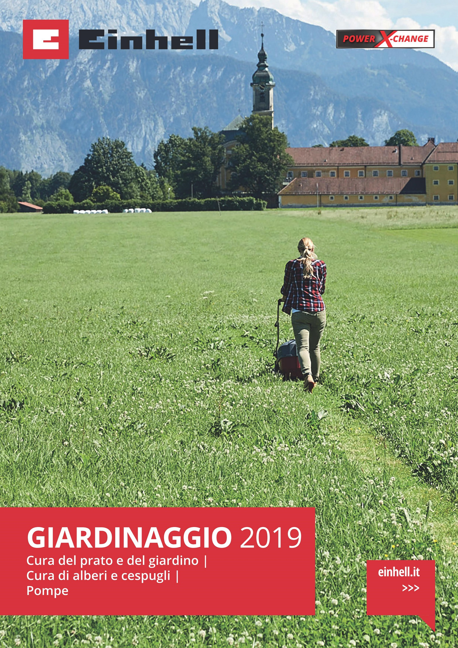 copertina Gardinaggio 2019
