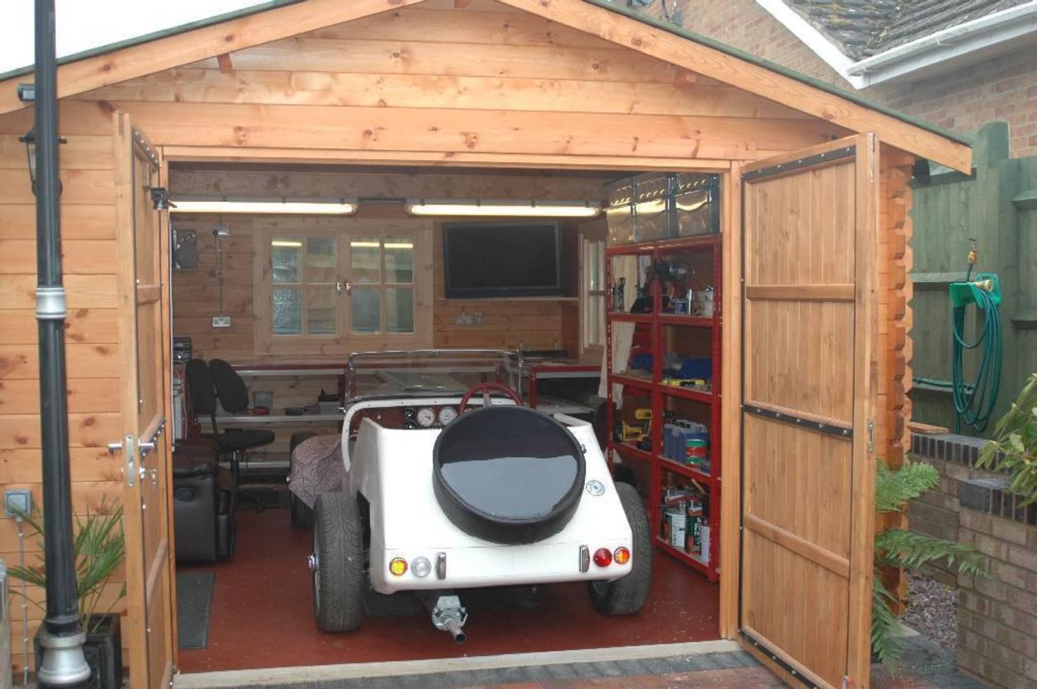 garage dependance