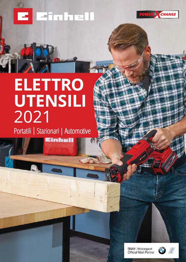 GULLIFER_volantino Einhell Elettroutensili 2021