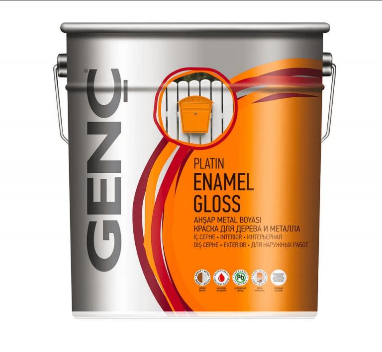 GULLIFER_Genc - Platin Enamel Gloss