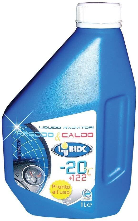 GULLIFER_Lubex Liquido Radiatori FreddoCaldo